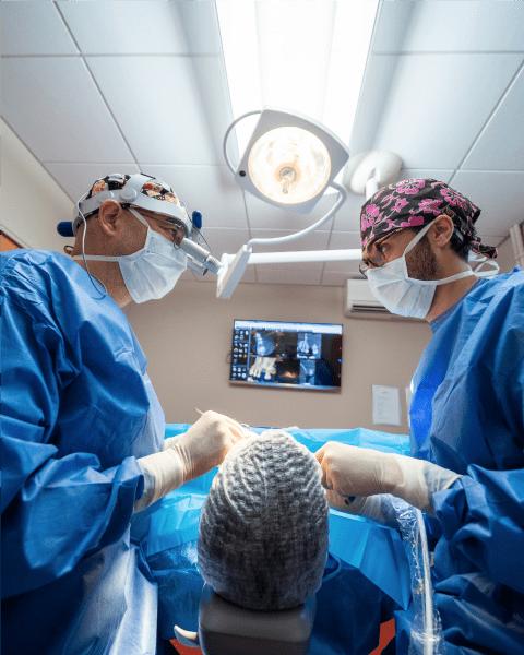 Le bloc operatoire